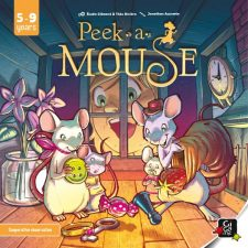 peek a mouse game localisation