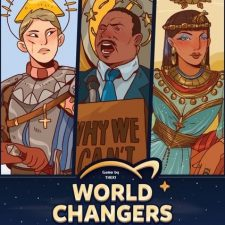 world changers card game proofreading